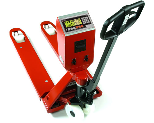 Elite Pallet Truck Scale Mild Steel