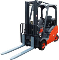 Euroscales Forklift truck scale