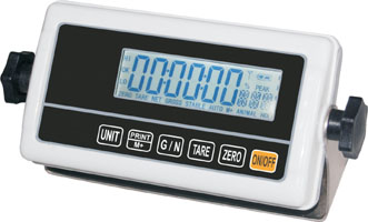 i323p weighing scale display unit